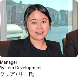 Manager of System Development