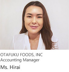 Otafuku Foods, Inc<br />
