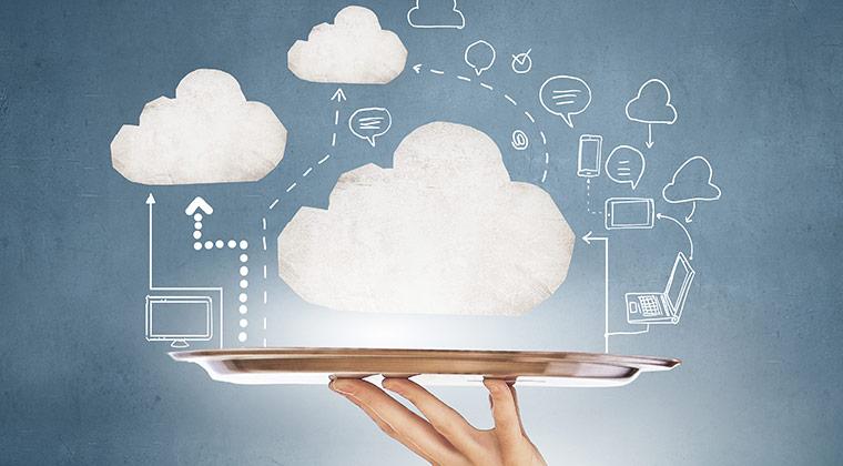 お客さまの事業に最適な クラウドサービスの導入をサポート